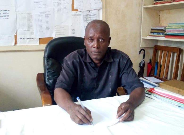 Mr. Rufus Makupe