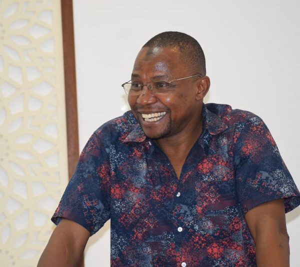 BoM Chairperson – Prof. Dr. Halimu Shauri