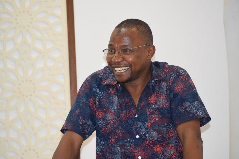 Prof. Dr. Halimu Shauri